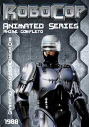 ROBOCOP ANIMATED SERIES – 1988