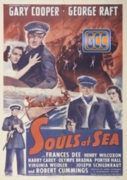 SOULS AT SEA – ALMAS NO MAR – 1937