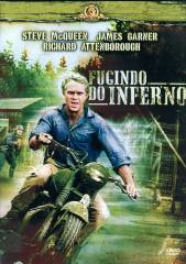 THE GREAT SCAPE – FUGINDO DO INFERNO – 1963