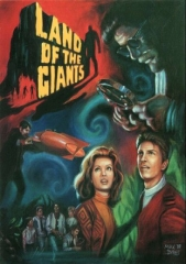 LAND OF THE GIANTS – TERRA DOS GIGANTES – 2° TEMPORADA – 1969 A 1970