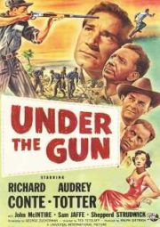 UNDER THE GUN – A MORTE APONTA A SUA ARMA – 1951