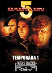 BABYLON 5 – 1° TEMPORADA – 1994