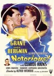 NOTORIOUS – INTERLÚDIO – 1946