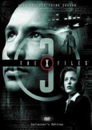 THE X-FILES – ARQUIVO X – 3° TEMPORADA – 1995 A 1996