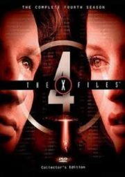 THE X-FILES – ARQUIVO X – 4° TEMPORADA – 1996 A 1997
