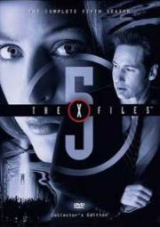 THE X-FILES – ARQUIVO X – 5° TEMPORADA – 1997 A 1998
