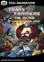 TRANSFORMERS THE MOVIE – TRANSFORMERS – 1986