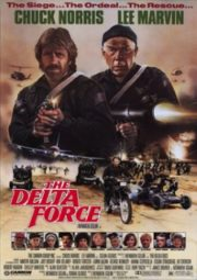 THE DELTA FORCE – COMANDO DELTA – 1986