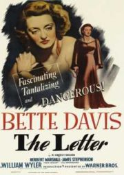 THE LETTER – A CARTA – 1940