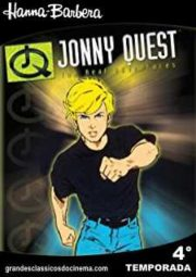 JONNY QUEST – JONNY QUEST – 4° TEMPORADA – 1996 A 1997