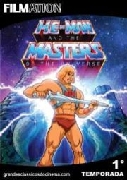 HE-MAN AND THE MASTERS OF UNIVERSE – 1° TEMPORADA – 1983