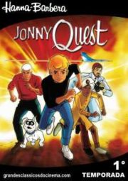 JONNY QUEST – JONNY QUEST – 1° TEMPORADA – 1964