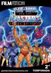 HE-MAN AND THE MASTERS OF UNIVERSE – 2° TEMPORADA – 1984