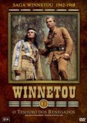 WINNETOU SAGA – DER SCHATZ IM SILBERSEE – TREASURE OF SILVER LAKE – O TESOURO DOS RENEGADOS – 1962