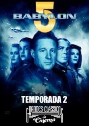 BABYLON 5 – 2° TEMPORADA – 1994 A 1995