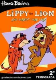 LIPPY THE LION & HARDY HAR HAR – LIPPY E HARDY – 2° TEMPORADA – 1963