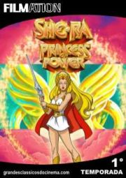 SHE-RA PRINCESS OF POWER – 1° TEMPORADA – 1985 A 1986