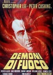 ISLAND OF THE BURNING DAMNED – O DEMÔNIO DE FOGO – 1967