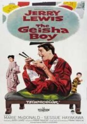 THE GEISHA BOY – O REI DOS MÁGICOS – 1958