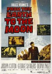 FROM THE EARTH TO THE MOON – DA TERRA À LUA – 1958