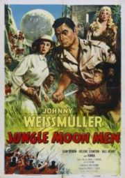 JUNGLE JIM JUNGLE MOON MEN – JIM DAS SELVAS A DEUSA DA LUA – 1955