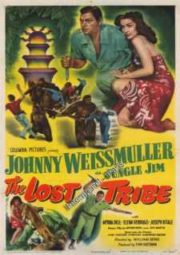 JUNGLE JIM THE LOST TRIBE – JIM DAS SELVAS A TRIBO PERDIDA – 1949