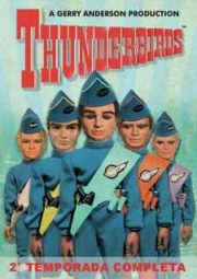 THUNDERBIRDS ARE GO – THUNDERBIRDS EM AÇÃO – 2° TEMPORADA – 1966