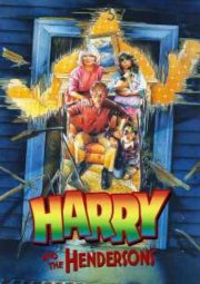 HARRY AND THE HENDERSONS – UM HÓSPEDE DO BARULHO – DUBLADO – 1987