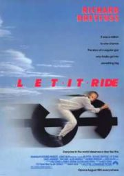 LET IT RIDE – A GRANDE BARBADA – 1989
