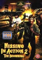 BRADDOCK MISSING IN ACTION 2 – BRADDOCK 2 – DUBLADO – 1985