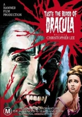 TASTE THE BLOOD OF DRACULA – O SANGUE DE DRACULA – 1970