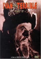 IVAN GROZNYY 2 – IVAN THE TERRIBLE – IVAN O TERRIVEL 2 – 1958