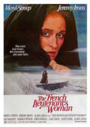 THE FRENCH LIEUTENANT'S WOMAN – A MULHER DO TENENTE FRANCÊS – 1981