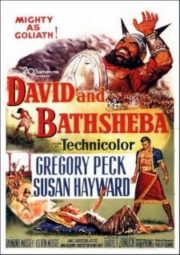 DAVID AND BATHSHEBA – DAVÍ E BETSABÁ – 1951