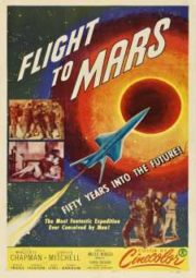 FLIGHT TO MARS – VOANDO PARA MARTE – 1951