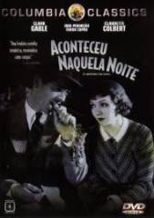 IT HAPPENED ONE NIGHT  – ACONTECEU NAQUELA NOITE – 1934