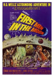 DOWNLOAD / ASSISTIR FIRST MEN IN THE MOON - OS PRIMEIROS HOMENS NA LUA - 1964