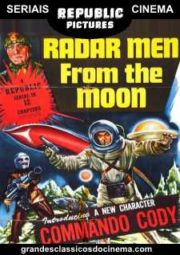 RADAR MAN FROM THE MOON – O MARECHAL DO UNIVERSO – SERIAL – 1952