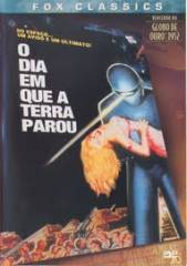 THE DAY THE EARTH STOOD STILL  – O DIA EM QUE A TERRA PAROU – 1951