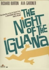 THE NIGHT OF THE  IGUANA – A NOITE DA IGUANA – 1964