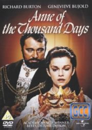 ANNE OF THE THOUSAND DAYS – ANA DOS MIL DIAS – 1969