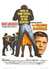 DOWNLOAD / ASSISTIR THE YOUNG SAVAGES - JUVENTUDE SELVAGEM - 1961