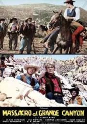 GRAND CANYON MASSACRE – MASSACRE NO GRAND CANYON – 1964