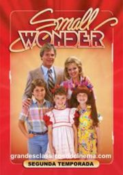 SMALL WONDER – SUPER VICKY – 2° TEMPORADA – 1986 A 1987