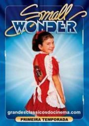 SMALL WONDER – SUPER VICKY – 1° TEMPORADA – 1985 A 1986
