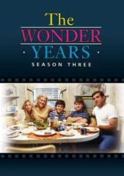 THE WONDER YEARS – ANOS INCRÍVEIS – 3° TEMPORADA – 1989 A 1990