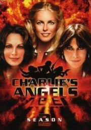 CHARLIE ANGELS – AS PANTERAS – 2° TEMPORADA – DUBLADO – 1977 A 1978