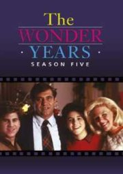 THE WONDER YEARS – ANOS INCRÍVEIS – 5° TEMPORADA – 1991 A 1992
