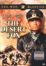 THE DESERT FOX THE STORY OF ROMMEL – A RAPOSA DO DESERTO – 1951