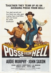 POSSE FROM HELL – QUADRILHA DO INFERNO – 1961